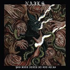 nails album cover