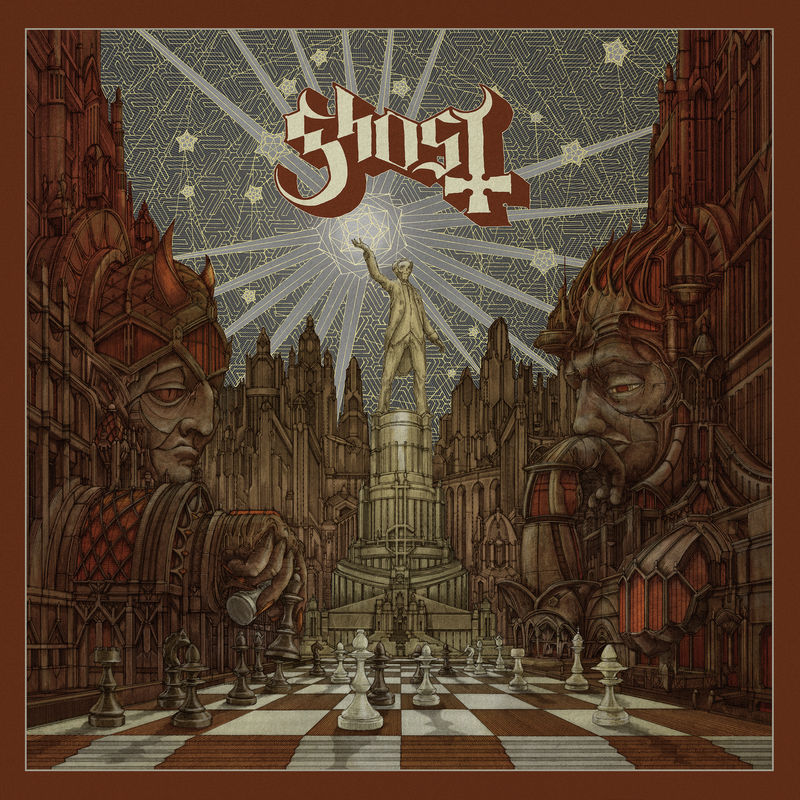 Ghost cover popestar