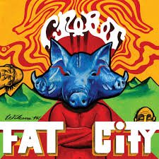"It's always a trip with Crobot's latest ""Welcome To Fat City"""