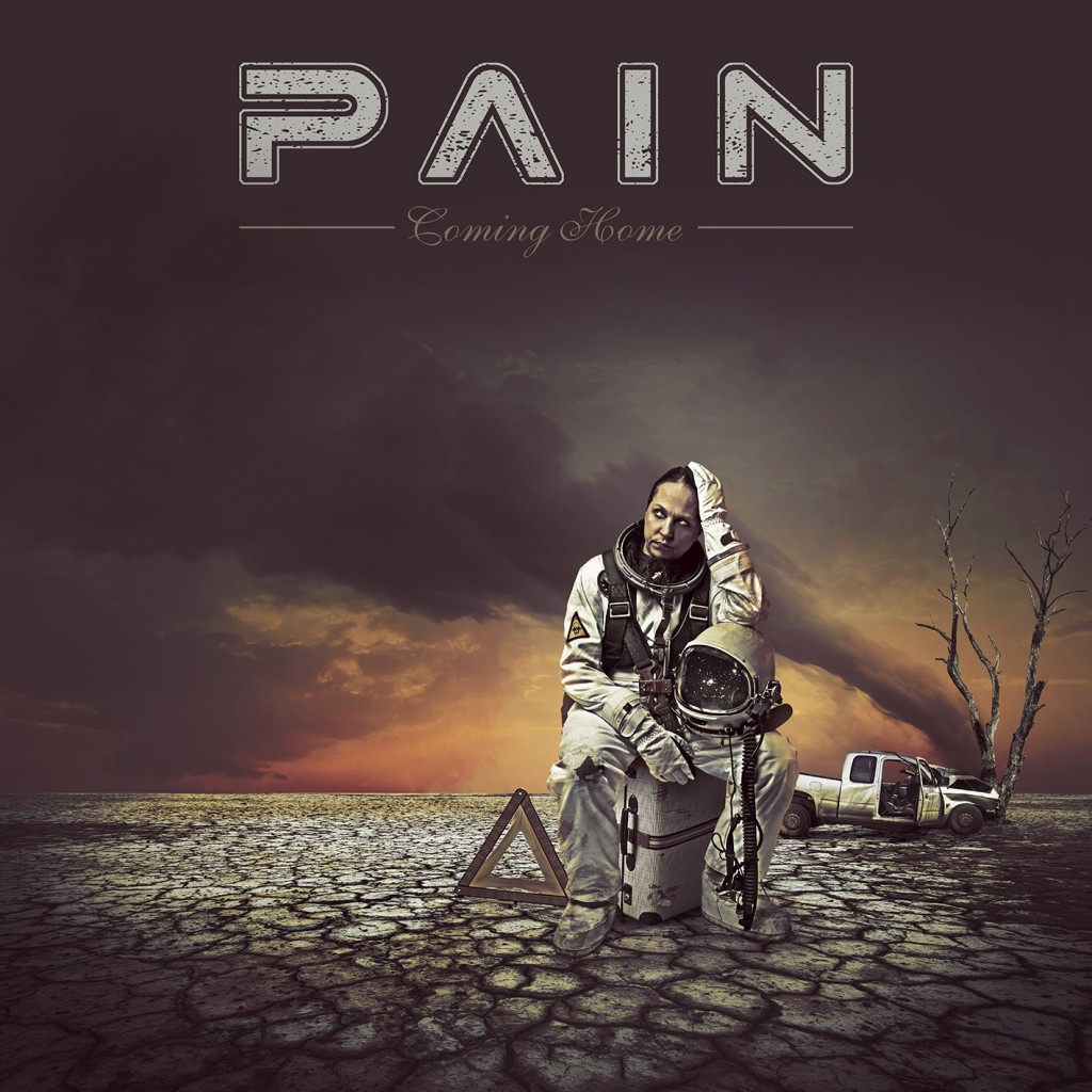 pain coming home artwork