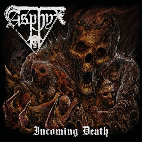 "Dutch Death Metal dudes Asphyx come back to life in ""Incoming Death"""