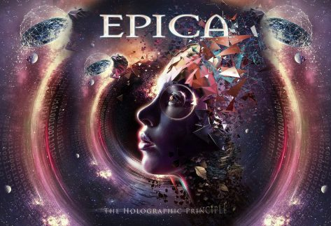 "Epica makes a grand appearance with their 7th album "" The Holographic Principle"""