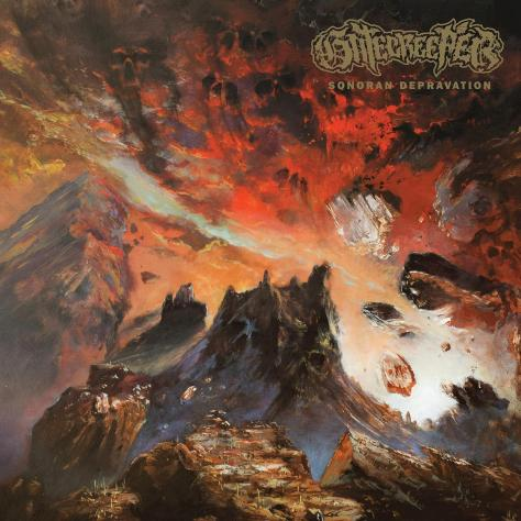 "Gatecreeper make their studio album debut with ""Sonoran Depravation"""