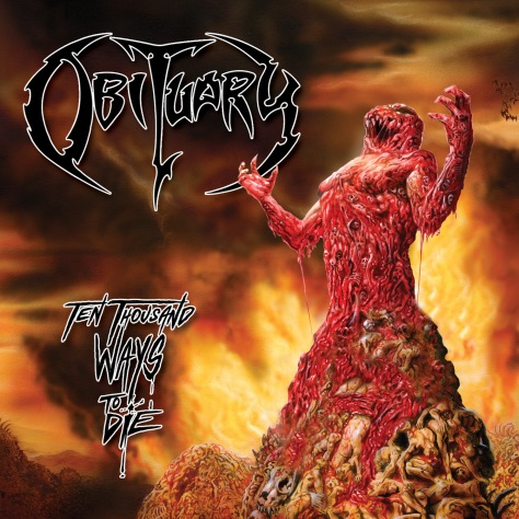 Death Metal pioneers, Obituary, hype fans up with their compilation album.