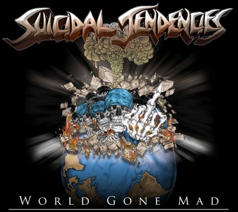 Suicidal Tendencies deliver their 13th and possibly final album (?) We certainly hope not!