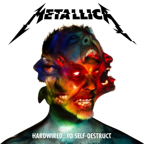 "Metallica's ""Harwired..."" was like some kind of monster..."