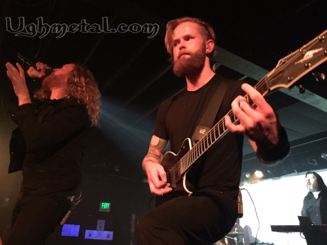 Dark Tranquility shine in their San Diego comeback.