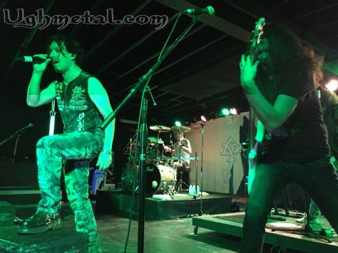 Vocalist of Sonata Arctica, Tony Kakko and bassist Pasi Kauppinen take the crowd of wintery journey.