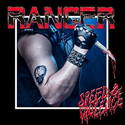 "Shut off that New Wave and really remeber the 80's with Ranger's ""Speed & Violence"""