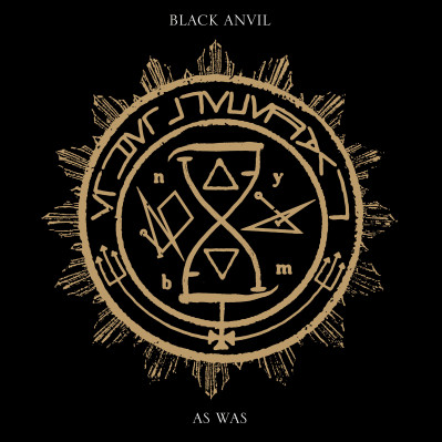 "Black Anvil return with their 4th installment ""As Was"""