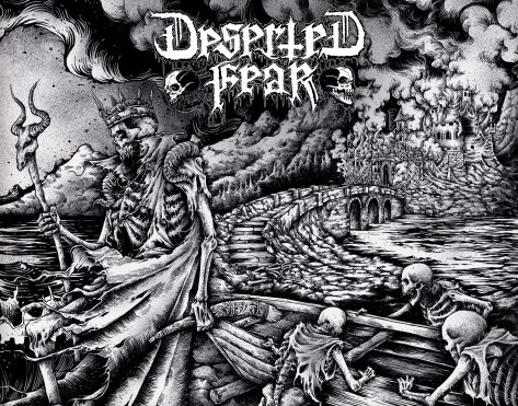 Deserted Fear really put the the death in death metal