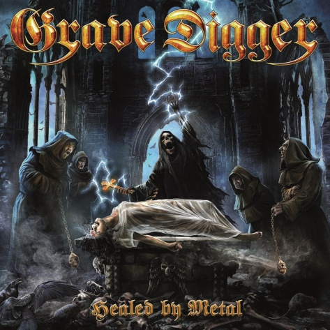 "Grave Digger resurrected us and were ""Healed By Metal"""