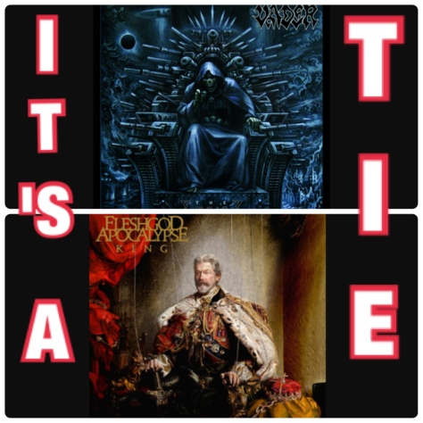 Vader and Fleshgod Apocalypse were two powerful empires that reigned together.