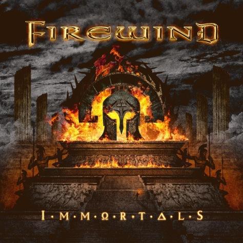 "Firewind make their triumphant return with ""Immortals"""