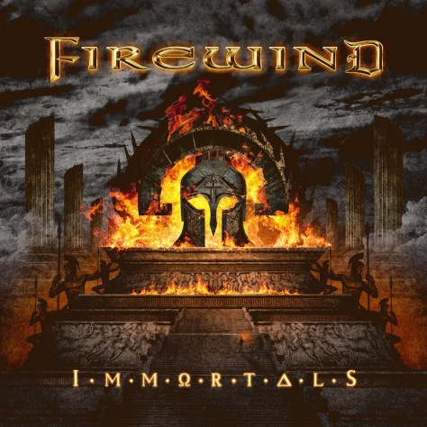"Firewind make their triumphant return with ""Immortals"""