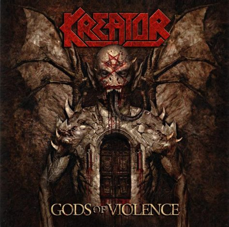 Kreator effortlessly prove why they are legends!