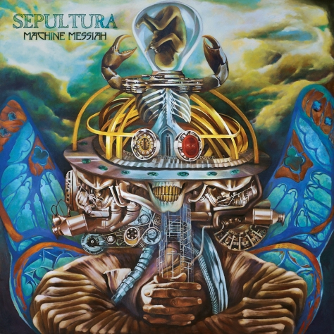 "All hail Sepultura and the ""Machine Messiah"""