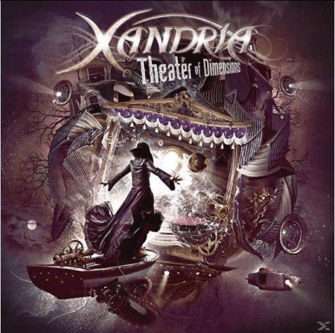 "Xandria takes ""Theatre"" to a whole new dimension"