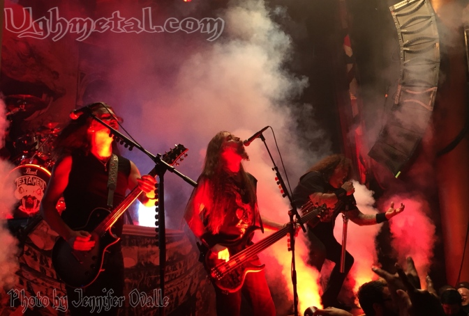 Ugh Metal Joins The Brotherhood Of Testament