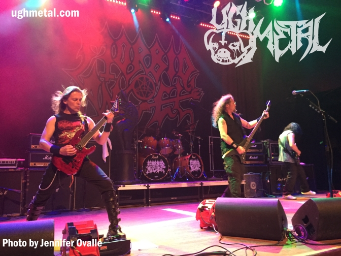 Morbid Angel Delivers The Grand Daddy of Bashes