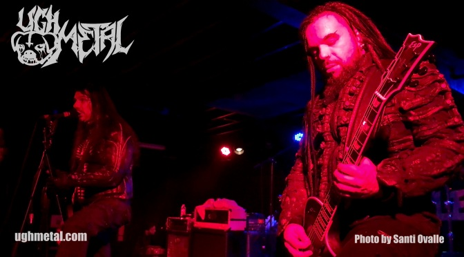 Septicflesh And Dark Funeral Sell Out their Black Mass Orchestra