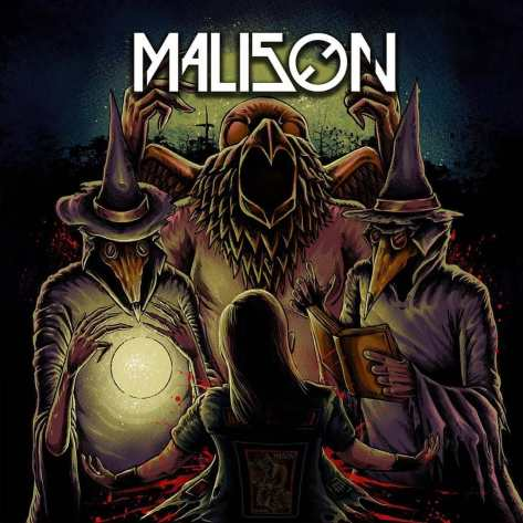 Image result for malison band debut