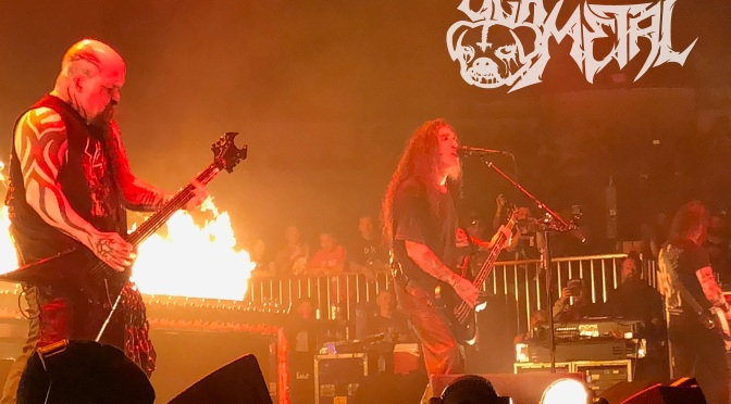 Beginning of the End for Slayer
